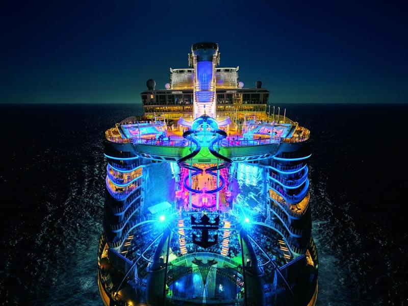 Royal Caribbean Cruise Line Symphony of the Seas