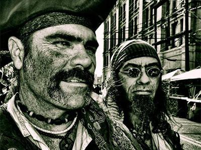 Pirates Legends of the Gulf Pirates
