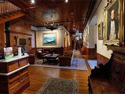 The Bryan Museum Grand Lobby