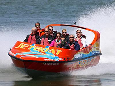 alveston Water Adventures Jet Boat
