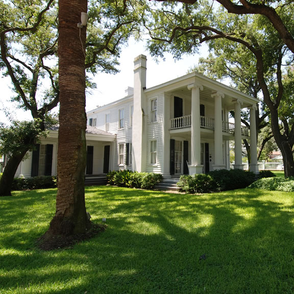 1838 Michel B. Menard Home, Galveston TX