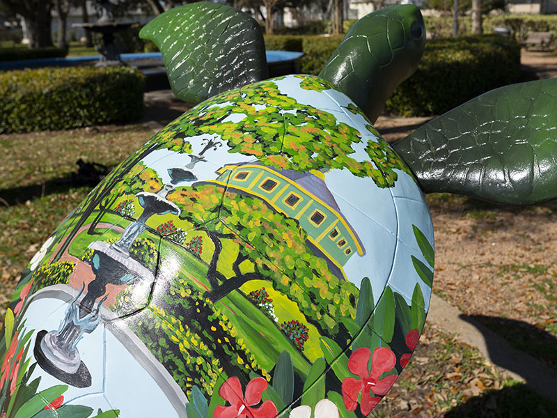 Alice - Turtles About Town - Kempner Park