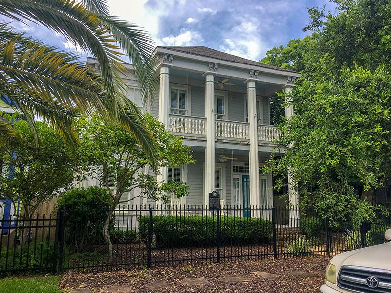 Albertson House Historical Marker