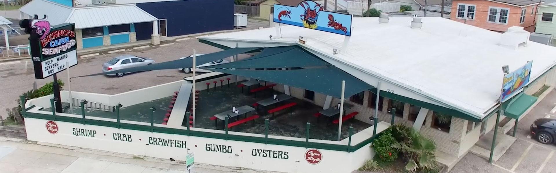 Benno's Cajun Seafood, Galveston, TX