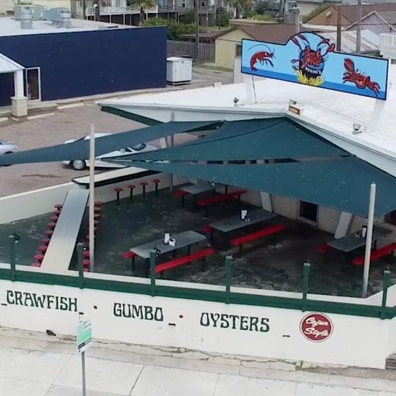 Benno's Cajun Seafood, Galveston TX