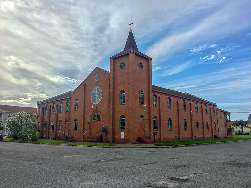 First Union Baptist Church Historical Marker