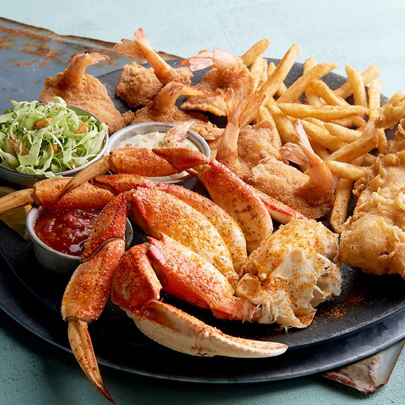 Joe's Crab Shack, Galveston TX