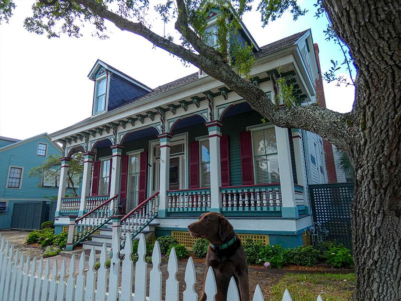 John M. Jones House Historical Marker