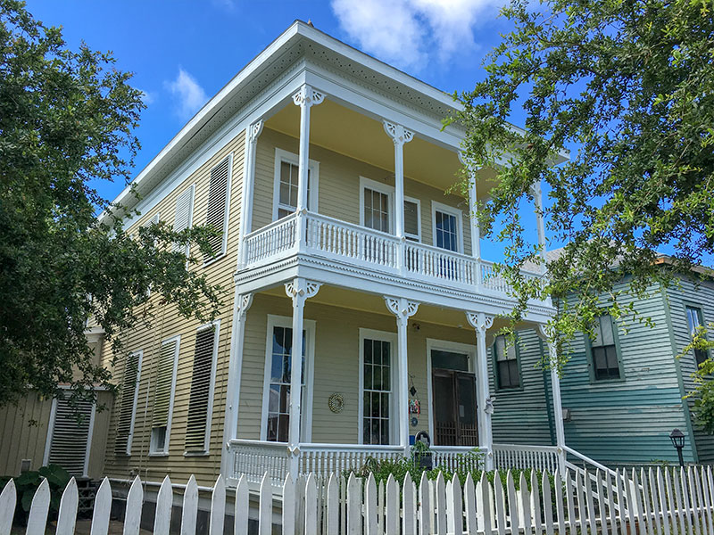 Miller-Jacobs Home Historic Marker