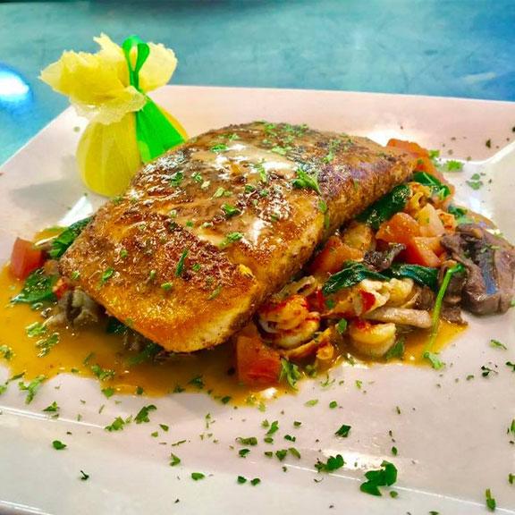 Nick's Kitchen & Beach Bar, Galveston TX