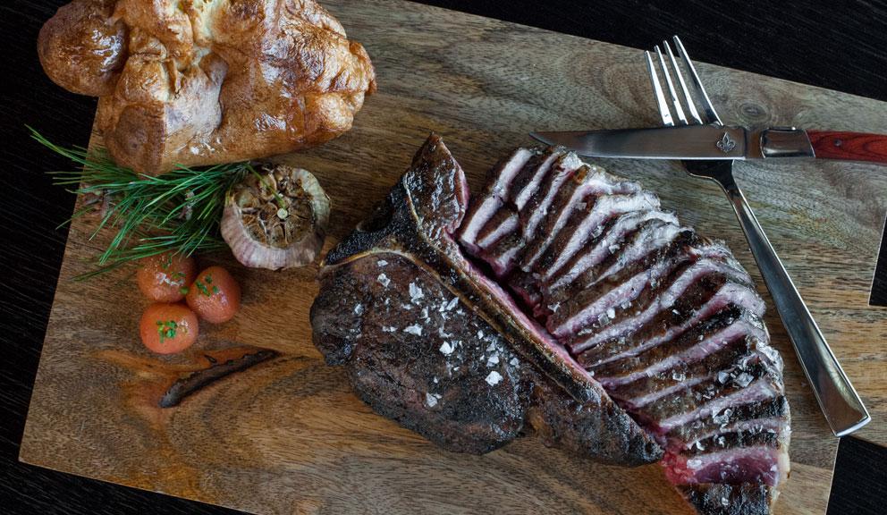 Number 13 Prime Steak and Seafood, Galveston TX