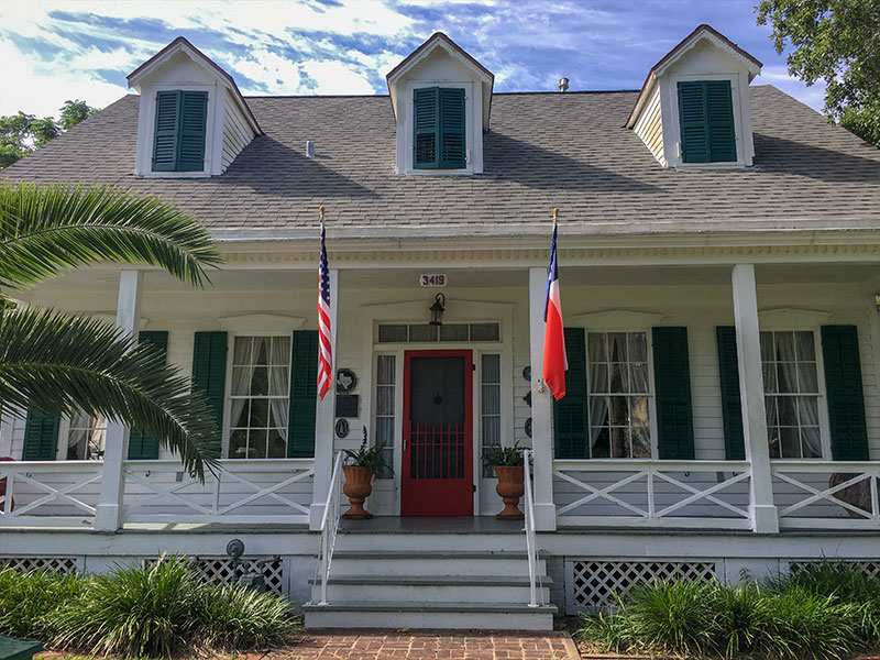Poole-Parker House Historical Marker
