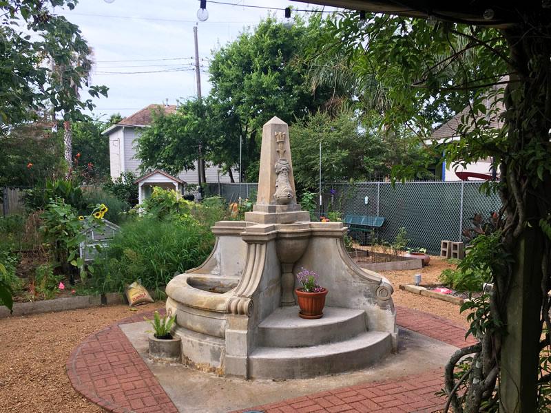 San Jacinto Garden