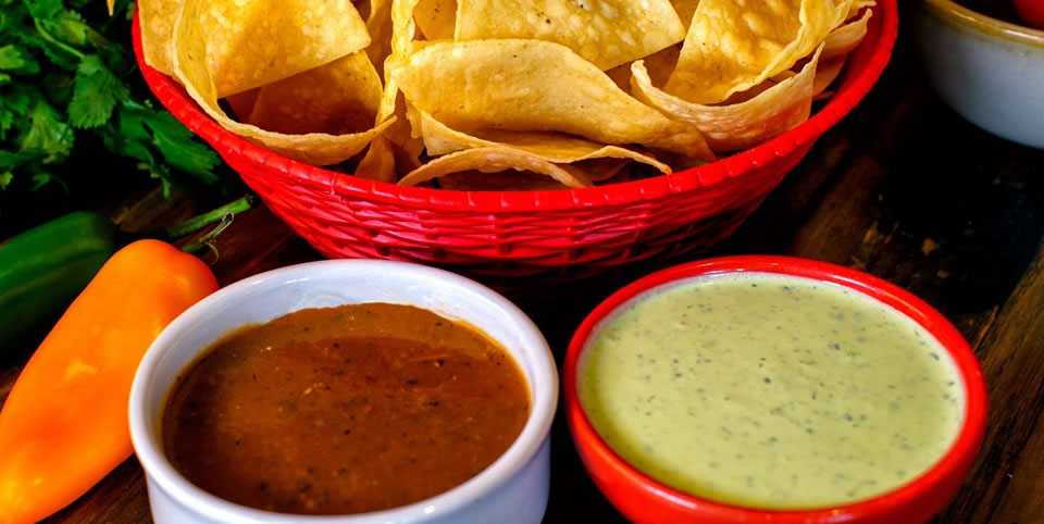 Taquilos Chips and Salsa
