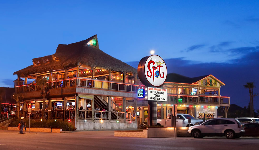 Island Famous - The Spot, Galveston TX
