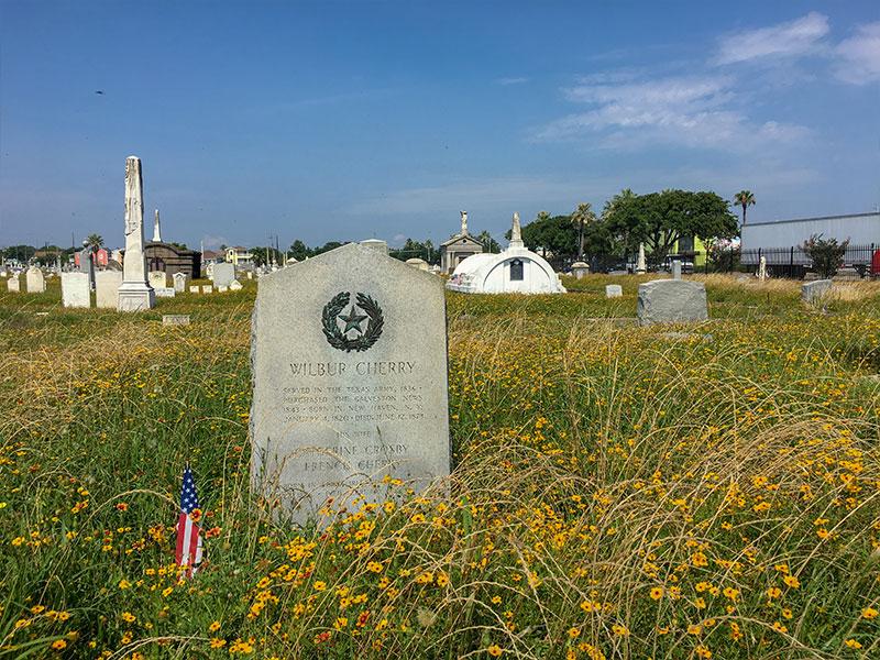 Wilbur Cherry Historical Marker