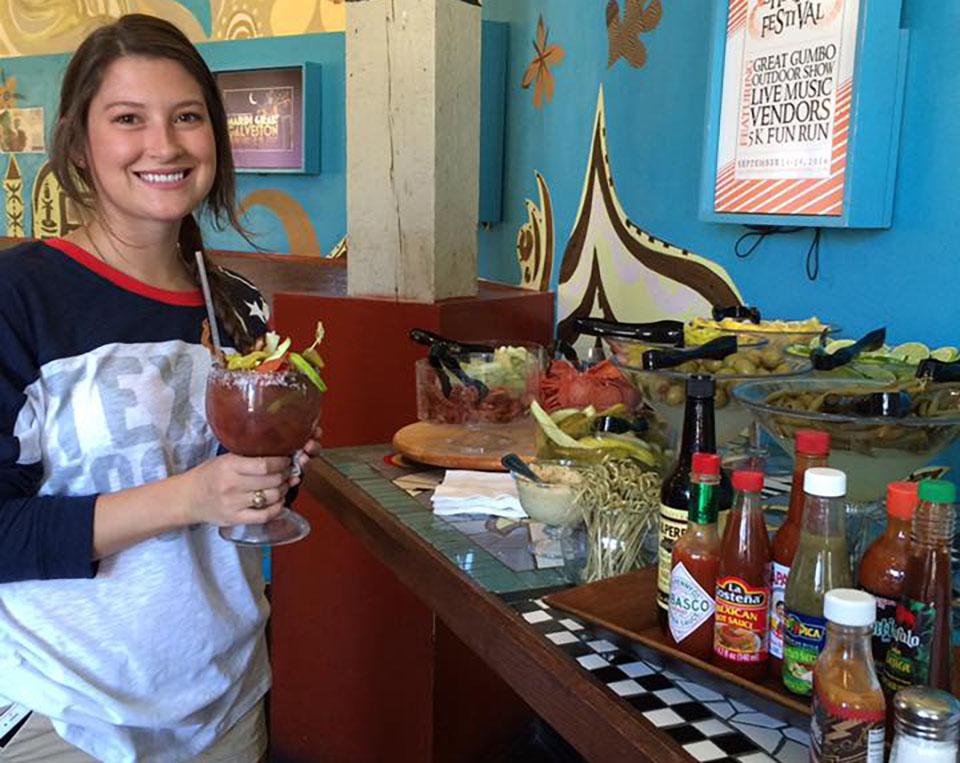 Yaga's Bloody Mary Bar