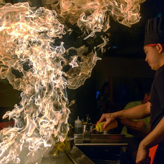 Yamato Japanese Restaurant, Galveston TX
