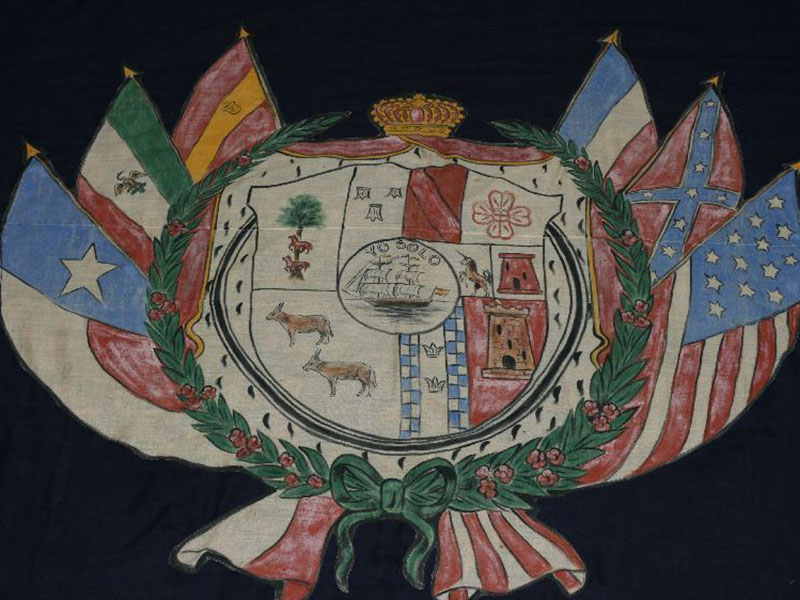 1916 Galveston Municipal Flag