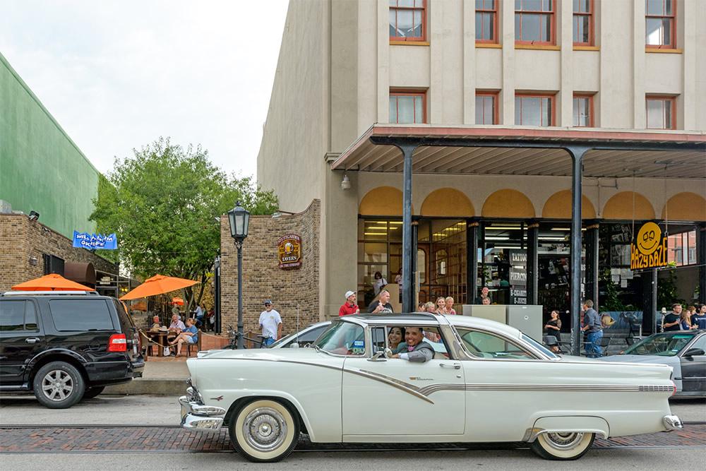 1956 Ford Fairlane Crown Victoria in Galveston