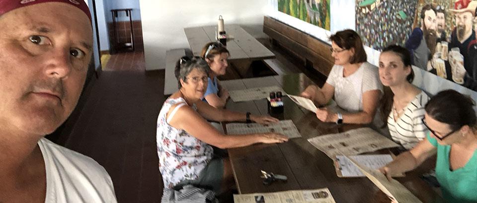 5 Woman at Stutegarten