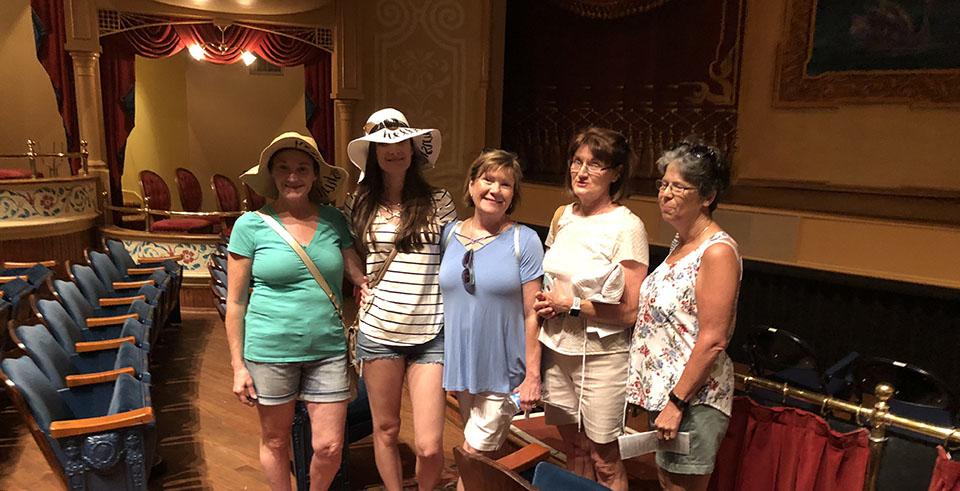 5 Woman at The Grand