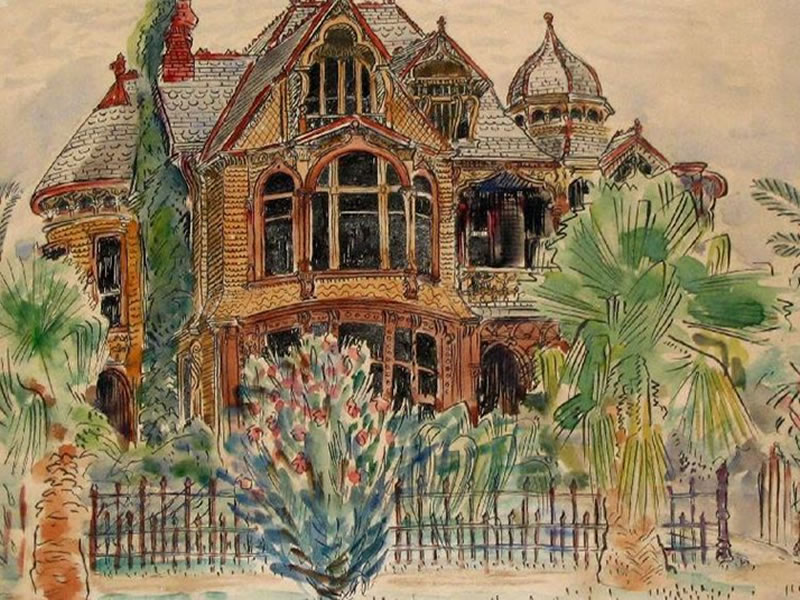 DAR George Seeligson House