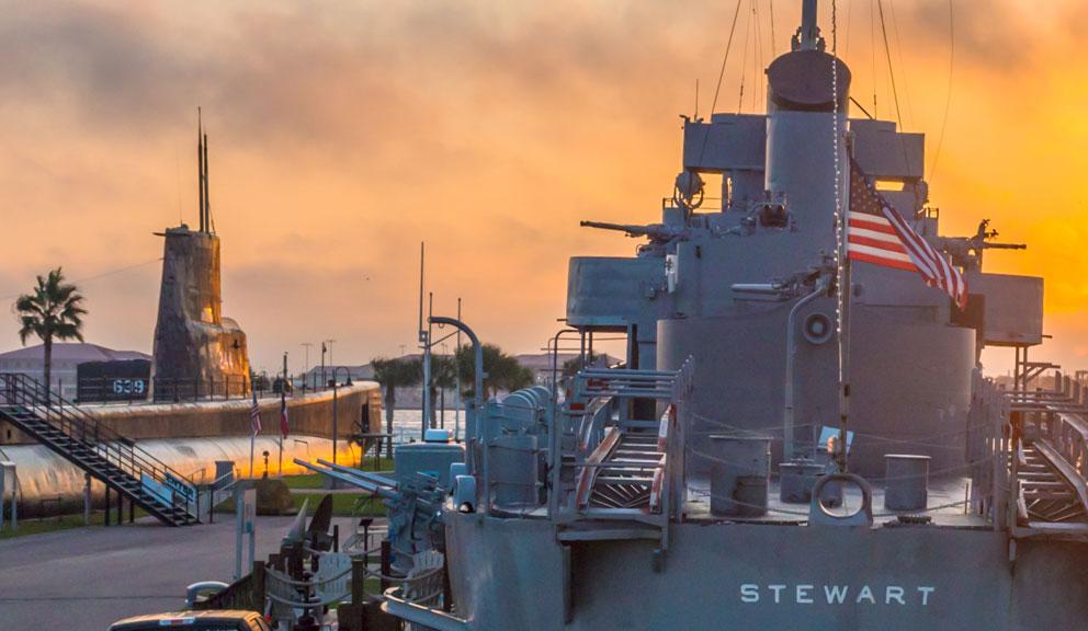 Galveston Naval Museum, Galveston, TX