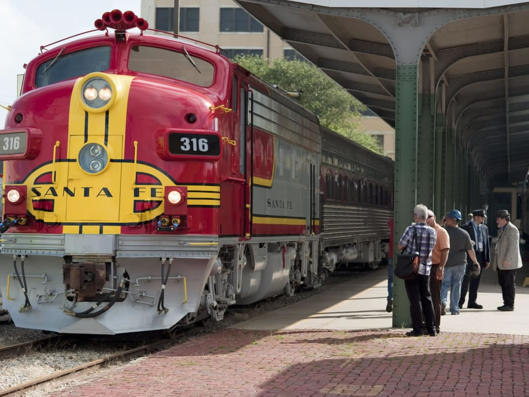Galveston Train Museum