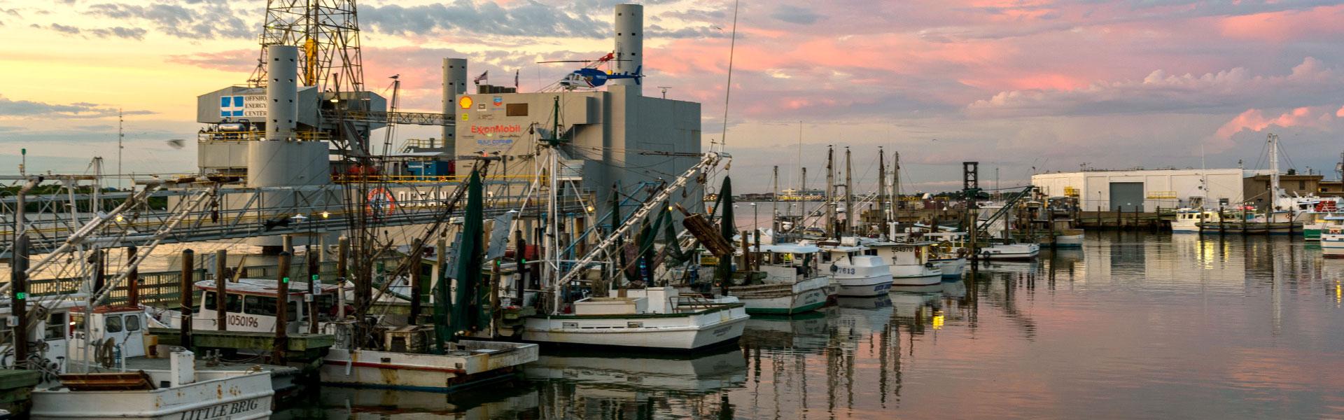 Ocean Star Offshore Drilling Rig & Museum, Galveston, TX
