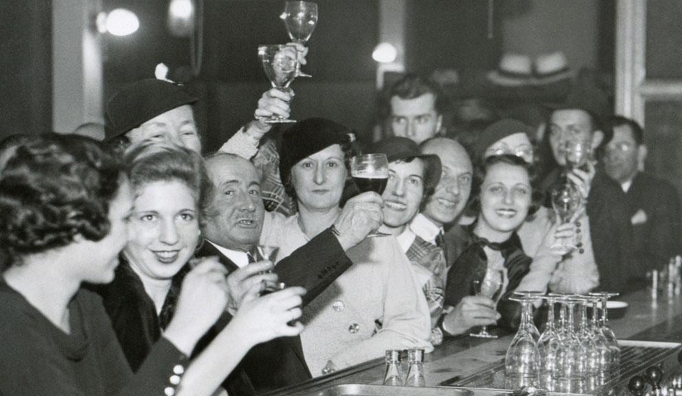 Prohibition Red's, Galveston TX