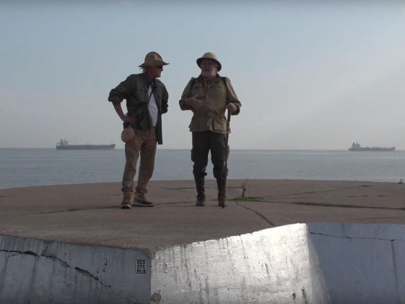 San Jacinto Gun Battery