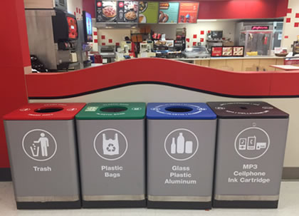 Target Recycling