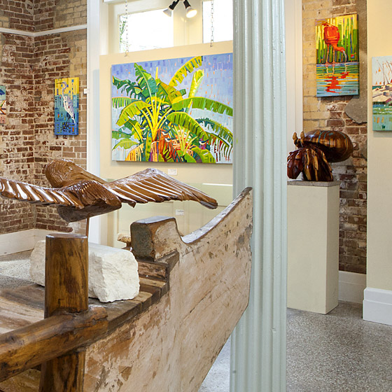 Galveston Art Galleries