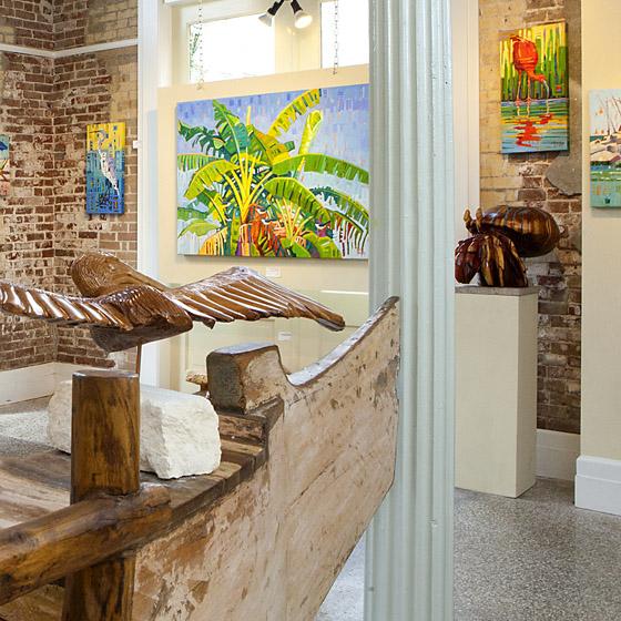 Galveston Art Galleries
