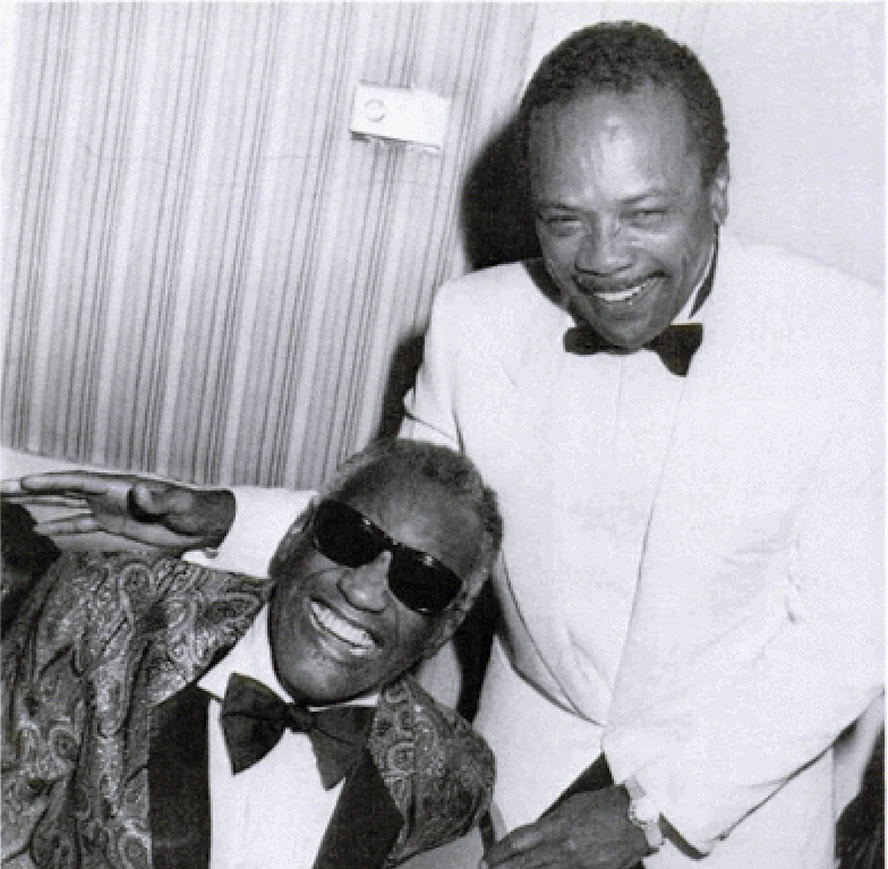 Quincy Jones, Ray Charles