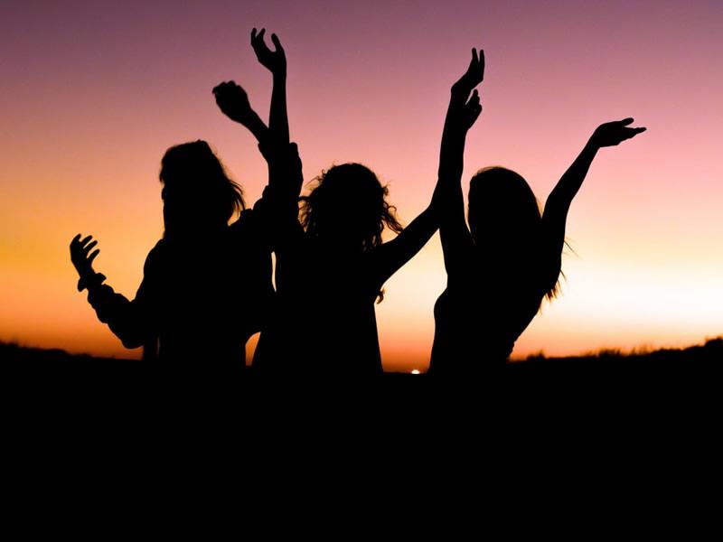 girls get-away