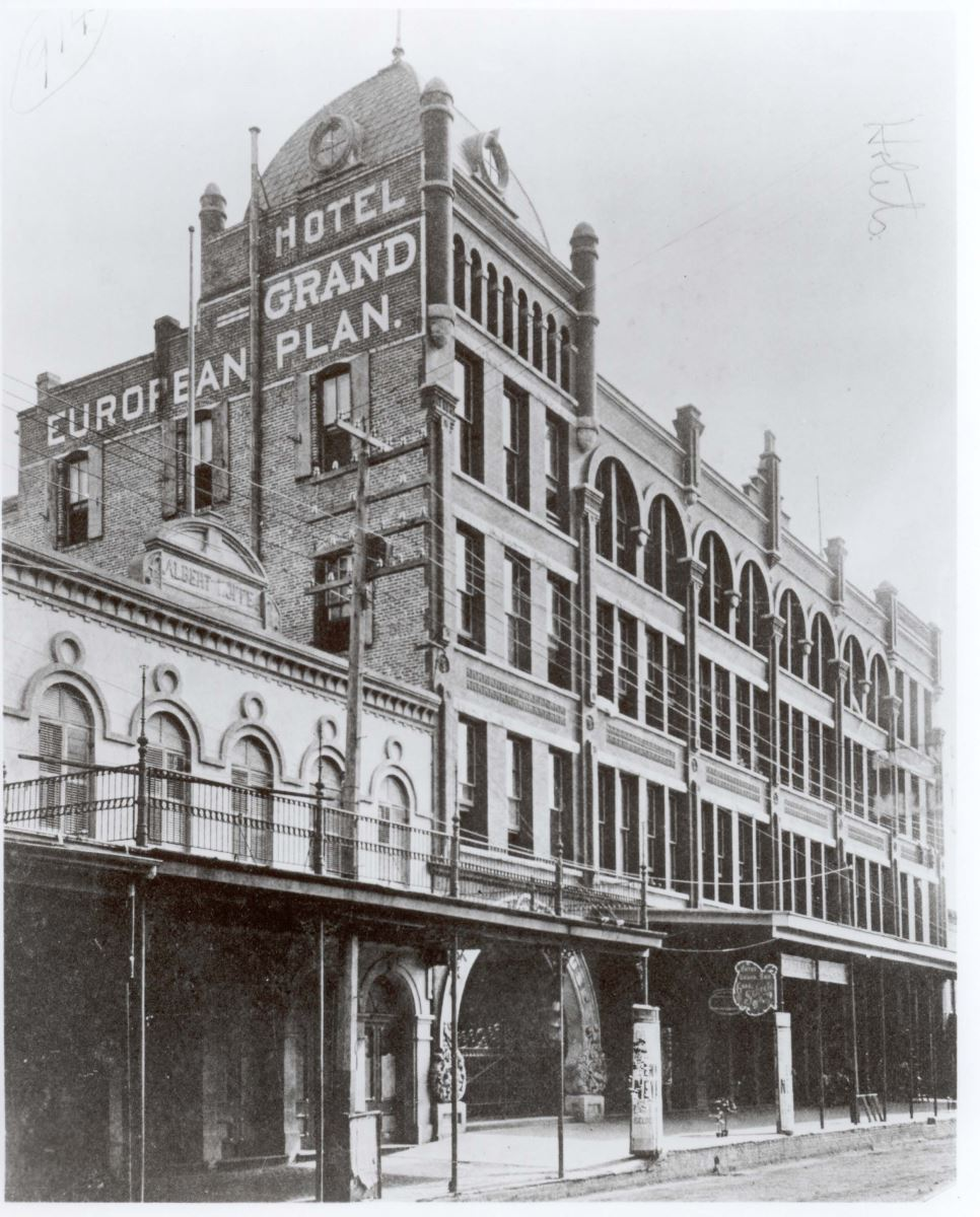 1894 Grand Opera House Pre 1900 Storm