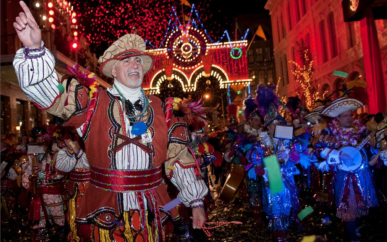 Mardi Gras! Galveston !