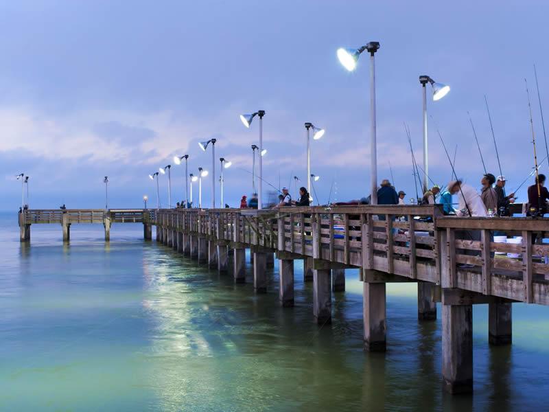Seawolf Park Pier