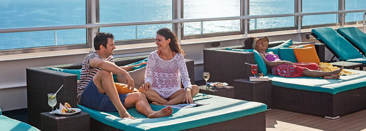 Carnival Cruise's Serenity Adult Retreat