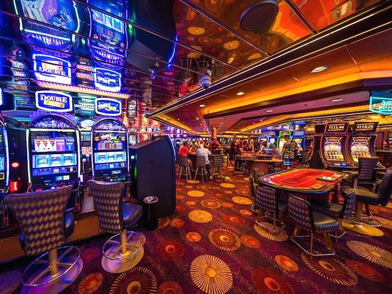 Casino on Royal Caribbean Majesty of the Seas