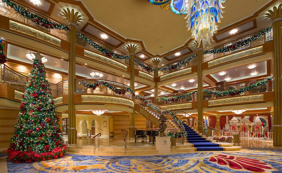 Disney Holiday Cruises