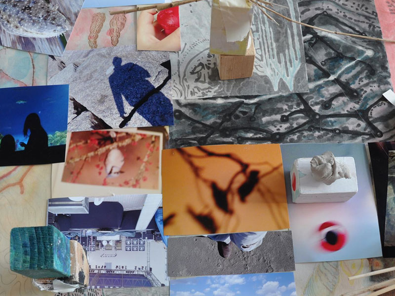 Sample Artwork from Galveston Arts Center