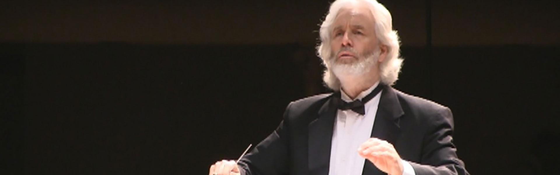 Galveston Symphony Orchestra Conductor Trond Saeverud, Galveston, TX