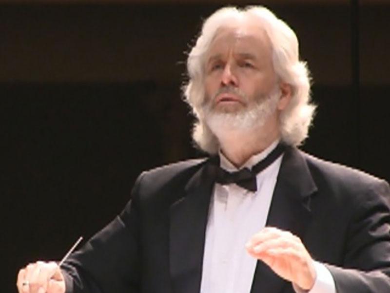 Galveston Symphony Orchestra Conductor Trond Saeverud