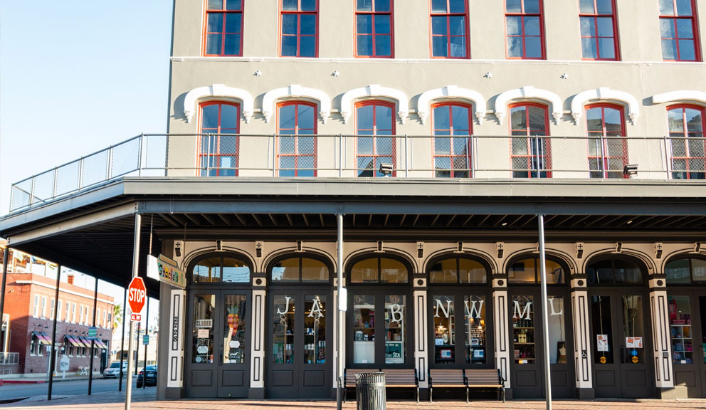 Gracie's, Galveston TX