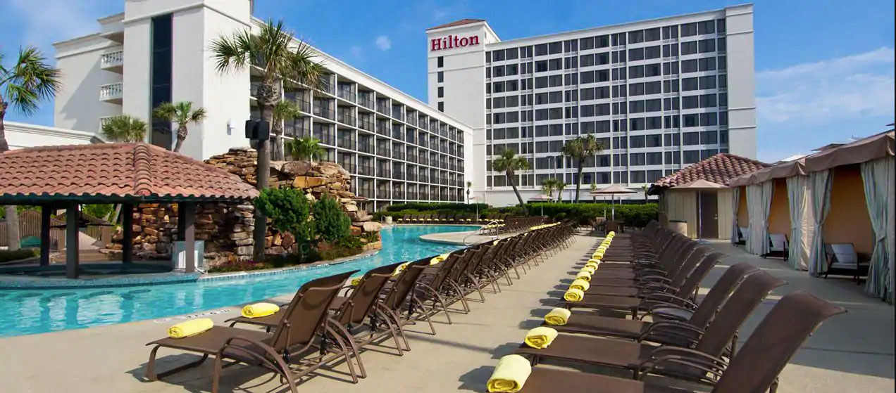 Hilton Resort Pool
