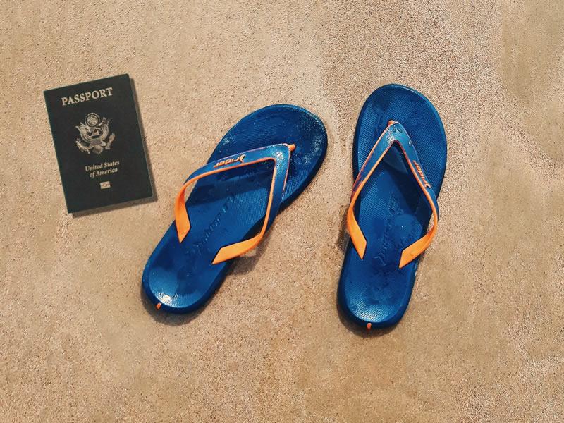 Passport on the Beach