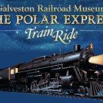 The Polar Express Train Ride at Galveston Railroad Museum